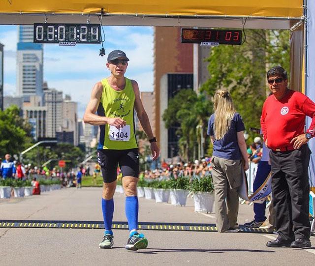 Completando a Maratona